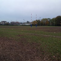 Photo taken at Rugby Rho 1947 by Liuc on 11/23/2013