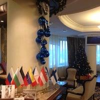Снимок сделан в Отель Онегин / Onegin Hotel пользователем Andrey T. 12/6/2012