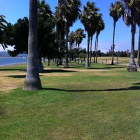 Photo taken at Mission Bay Park by Gina W. on 7/24/2013