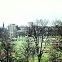 Photo taken at Emerson College - Walker Building by Lauren B. on 4/15/2013