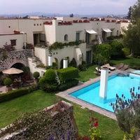 Foto tomada en Doña Urraca Hotel & Spa por Mayra H. el 3/10/2013