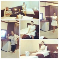 Photo taken at Romena Grand Hotel by Nirada R. on 7/20/2013