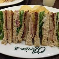 Photo taken at O'Briens Irish Sandwich Bar by Jayne on 6/3/2016