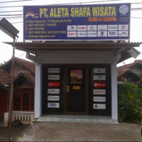 Photo taken at PT Aleta Shafa Wisata Ngoro by handoyo y. on 1/14/2013