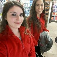 Photo taken at Onur Market by Nazlı I. on 11/2/2016
