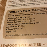 Photo taken at Bonefish Grill by Mark S. on 2/16/2018