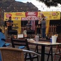Photo taken at County Line Bar-B-Q by Matt K. on 7/26/2013