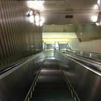 Photo taken at Shinjuku Line Shinjuku Station (S01) by Kanae ハ. on 12/31/2012
