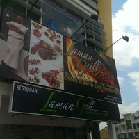 Photo taken at Laman Grill by Inn H. on 10/8/2013