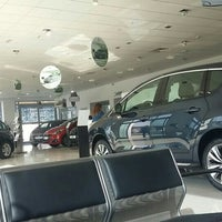 Photo taken at STAFIM PEUGEOT by Omar A. on 4/22/2016