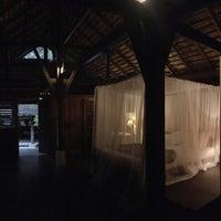 Photo taken at Ko Yao Bay Pavillions by Juancho P. on 10/17/2016