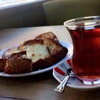 Photo taken at Keçiören simit cafe by Feyzullah G. on 8/27/2017
