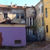 Photo taken at Дом с привидениями by Vitaliy B. on 5/10/2014