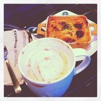 Photo taken at Starbucks by Sara J. on 2/10/2013