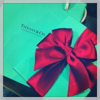 Photo taken at Tiffany & Co. by Sara J. on 12/22/2012