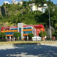 Photo taken at Giresun İtfaiye Müdürlüğü by Emre Ç. on 7/17/2016