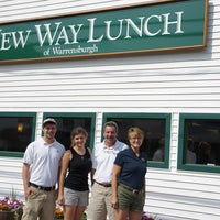 Photo taken at New Way Lunch by New Way Lunch on 3/13/2015