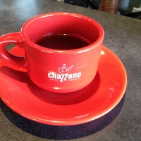 Photo taken at Chazzano Coffee Roasters by Talya A. on 3/14/2014