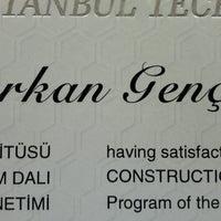 1/30/2017에 Serkan G.님이 Öğrenci İşleri Daire Başkanlığı에서 찍은 사진