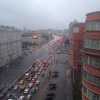"Photo taken at Хостел ""Апельсин"" by Arthur G. on 10/1/2013"