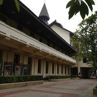 Photo taken at Thammasat University by Supet T. on 11/20/2012