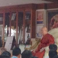Photo taken at กุฏิพระเทพสิงหบุราจารย์ by Supet T. on 10/23/2014