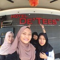 Photo taken at Hotel De' Tees by Atiqah I. on 2/26/2016