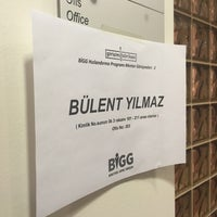 Photo taken at Özyeğin Üniversitesi by Bulent Y. on 3/20/2018