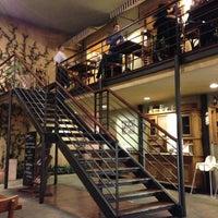 Photo taken at Pizzerie Mediterane by baruleena on 3/19/2013