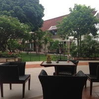 Photo taken at Tropicana Hotel Pattaya by Aom P. on 8/9/2013