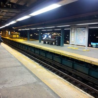 Photo taken at MTA Subway - Parkchester (6) by Molinda M. on 2/27/2013