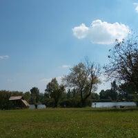 Photo taken at WF Szabadidőpark by Marta N. on 9/10/2016