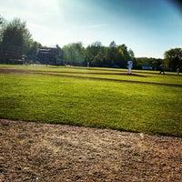 Das Foto wurde bei Baseballpark Langenhorst von Andy H. am 5/10/2015 aufgenommen