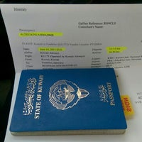 Photo taken at Germany Visa Application Centre by أحمد ا. on 6/17/2015