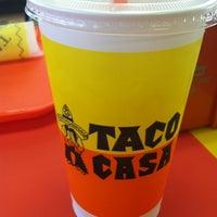 Photo taken at Taco Casa by Brandon F. on 12/8/2012