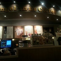 Photo taken at Angel-in-us Coffee by Gladys N. on 6/9/2013