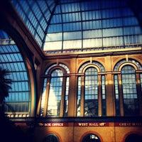 Photo taken at Alexandra Palace by Emma D. on 9/23/2012