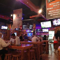 Photo taken at Hooters by Leo T. on 4/10/2013