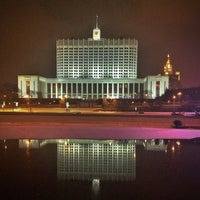 Photo taken at Russian Government Building by Edward R. on 1/5/2013