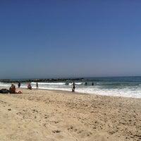Photo taken at Rockaway Beach - 86th Street by Erica C. on 6/1/2013