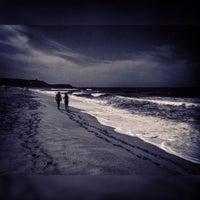 Photo taken at Spiaggia di Pistis by VivaLaValex on 9/15/2015