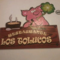 Photo taken at Los Tolucos by Jorge Daniel I. on 6/16/2013