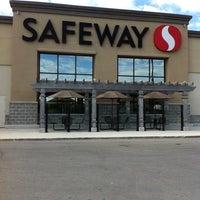 Photo taken at Safeway by Steven J. on 7/14/2013