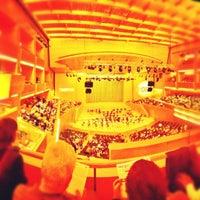 Photo taken at L'Auditori by Masumi M. on 10/19/2012