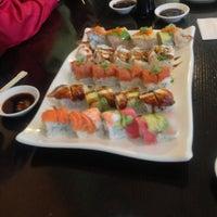 Photo taken at Sushiya by Kaiboy on 2/1/2013