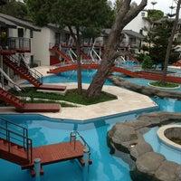 4/8/2013 tarihinde Sinan G.ziyaretçi tarafından Cornelia De Luxe Resort'de çekilen fotoğraf
