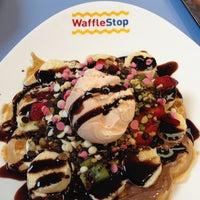 รูปภาพถ่ายที่ WaffleStop โดย Sinan G. เมื่อ 4/21/2013