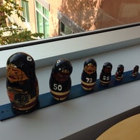 Photo taken at ESPN Building 12 by Robert T. on 10/9/2013