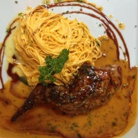 Photo taken at Agello Cucina by Renato O. on 10/28/2012