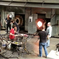 Photo taken at Museum of Glass by Neil L. on 12/6/2012